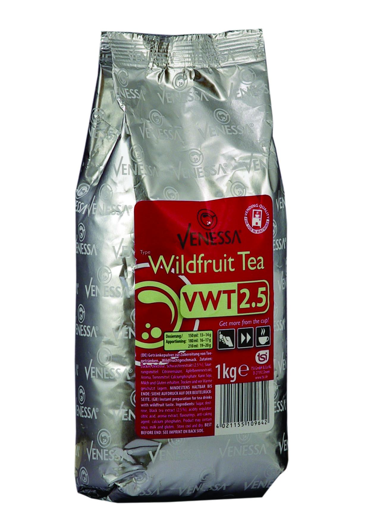 Чай Диви плодове за вендинг машини